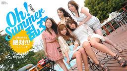 Oh! Summer��� �����ͥ������ԡ� ���դߤꤢ �����Υ� ����ꤵ ������� ����������