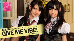 CRB48 GIVE ME �Х��֡��������ã�ι����� ̴�¤����� ���Ӥ��
