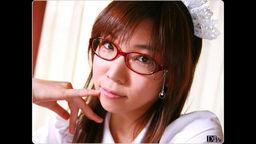 どスケベメイドは眼鏡っ子 平川小雪
