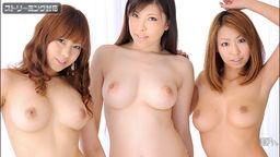 巨乳で痴女で絶品ボディの女たち Vol.5 黒澤あみ 夏川未来 常盤エレナ