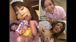 Cosplay Deluxe Ayaka  An Matsushima   Chisato Izumi   Reina Inamori