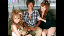 Shemale and Dyke Ayaka,Makoto,Saya