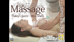 Sexy Oil Massage Today's guest- Miss.Shela