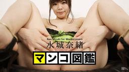 マンコ図鑑 水城奈緒 水城奈緒