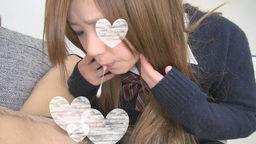 【制服動画】第6弾 こんな可愛い女子大生がガチ制服持参で初めての足コキにドピュっ!【個人撮影】