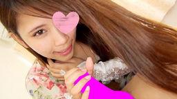 【個人撮影】第28弾 巨乳ハーフ美女のRちゃんが可愛いすぎて思いっきり中出しセックス!【サテン】