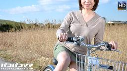 ママチャリ 〜綺麗過ぎる四十路ママ〜