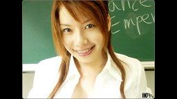 独占配信第21弾 痴女教師 藤沢理名